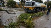 Ulewne deszcze w Sao Paulo w Brazylii. Są ofiary