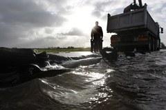 Ulewy w Holandii, kilkaset osób ewakuowano