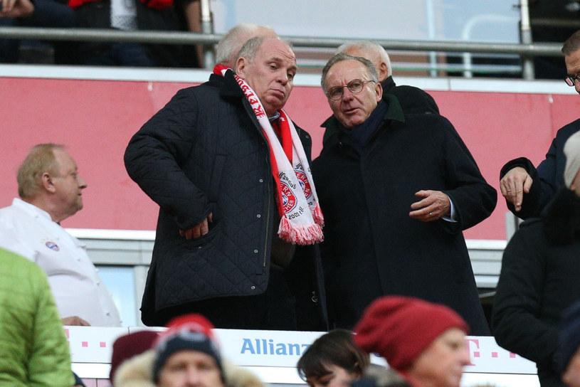 Uli Hoeness i Karl-Heinz Rummenigge /East News