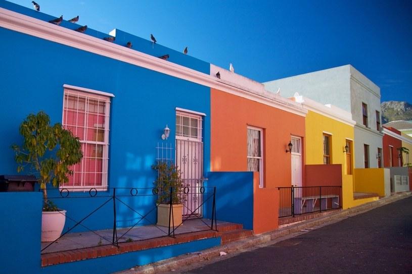 Ulica Bo Kaap - najbardziej kolorowej dzielnicy Kapsztadu /123RF/PICSEL