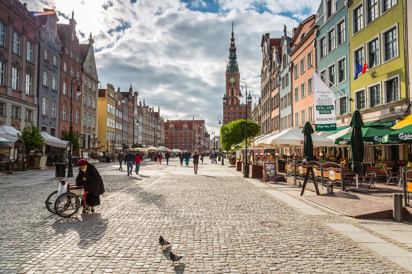 Ulica Długa w Gdańsku /123RF/PICSEL