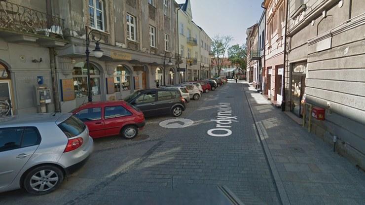 Ulica Ordynacka w Krośnie. To tutaj zaatakowano taksówkarza /Google Street View /Polsat News