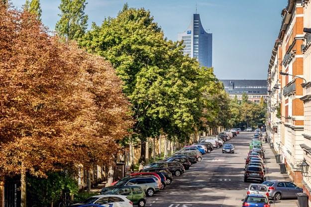 Ulica w centrum Lipska /Philipp Kirschner /Materiały prasowe