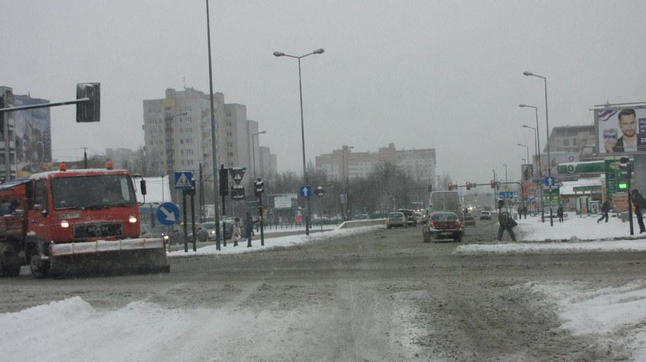 Ulica w Krakowie, godz. 8:30 /Józef Polewka /RMF FM