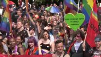 Ulicami Kielc przeszła pierwsza Parada Równości. Wcześniej chciał jej zakazać prezydent B. Wenta