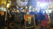 """Ulicami Kijowa przeszedł marsz ku czci Bandery. """"Chwała narodowi, śmierć wrogom"""""""