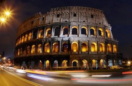 Ulicami Rzymu mogą popędzić bolidy Formuły 1! /AFP
