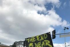 Ulicami stolicy przeszedł Młodzieżowy Strajk Klimatyczny