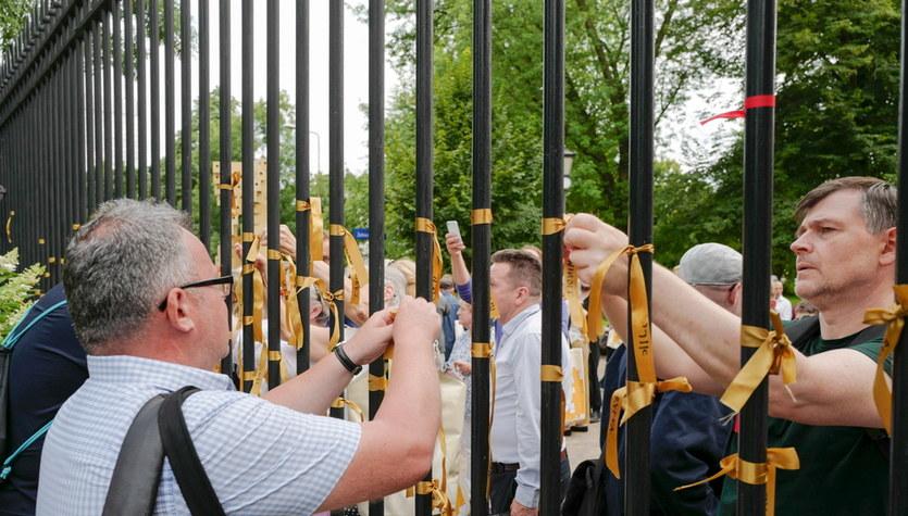 Ulicami Warszawy przeszedł Marsz Pamięci
