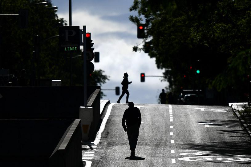 Ulice Madrytu, zdjęcie ilustracyjne /GABRIEL BOUYS / AFP /AFP