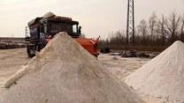 Ulice solą przesypane. Jaki wpływ na środowisko ma sól drogowa?