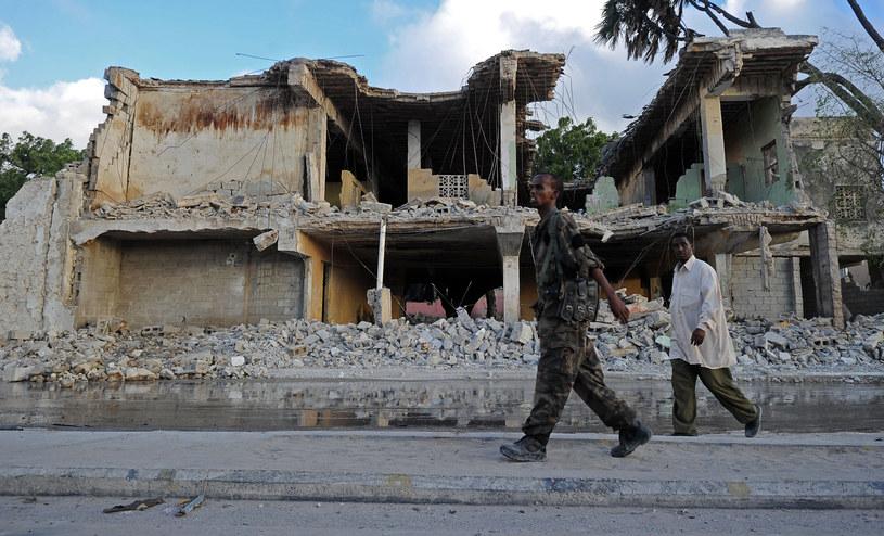 Ulice Somalii (zdj. ilustracyjne) /MOHAMED ABDIWAHAB / AFP /AFP