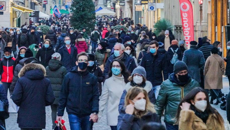 Ulice Turynu /Tino Romano /PAP/EPA