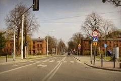 Ulice Żyrardowa w obiektywie RMF FM