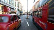 Ulotki rozdawane w centrum Londynu wywołały niepokój
