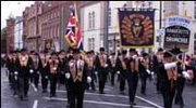 Ulster: Oranżyści maszerują