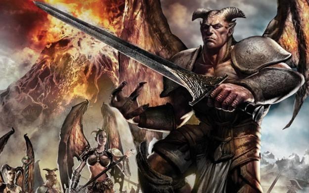 Ultima Online: Stygian Abyss - motyw graficzny /Informacja prasowa
