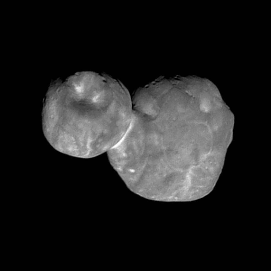 Ultima Thule /NASA/JHUAPL/SWRI /Materiały prasowe