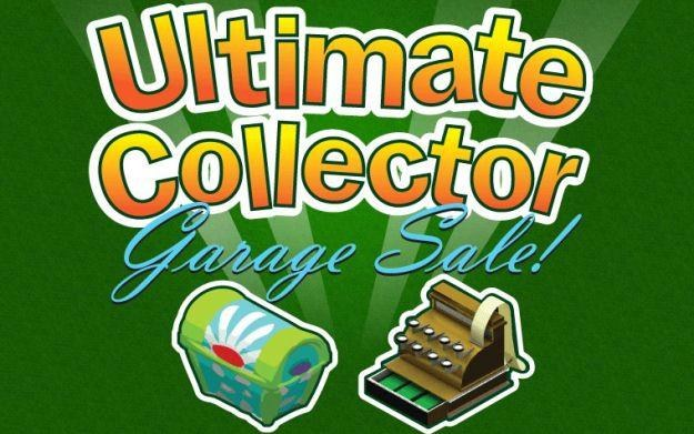 Ultimate Collector: Garage Sale - motyw graficzny /Informacja prasowa