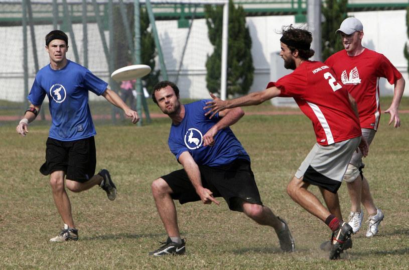 Ultimate frisbee to sport, w którym nie ma miejsca na cwaniactwo i naginianie zasad /AFP