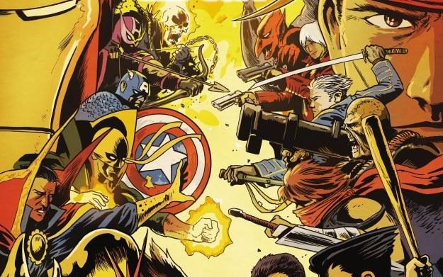 Ultimate Marvel vs. Capcom 3 /materiały prasowe