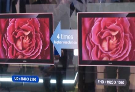 Ultra HD, czyli cztery razy lepiej niż Full HD. Ciekawostka czy konieczność? /INTERIA.PL - Łukasz Kujawa