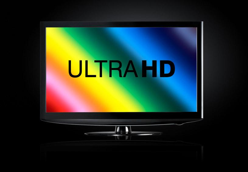 Ultra HD powoli staje się standardem transmisji relacji sportowych /123RF/PICSEL
