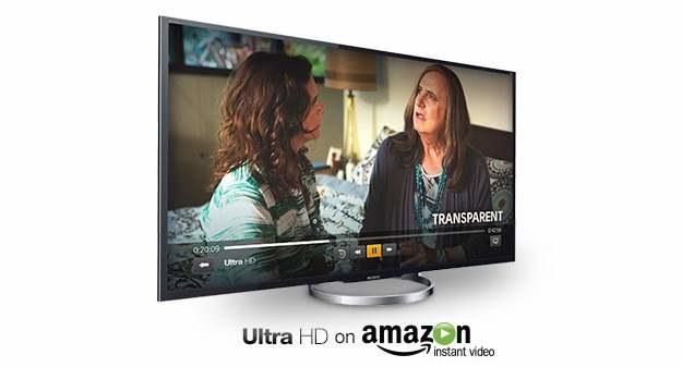 Ultra HD w Amazon /materiały prasowe