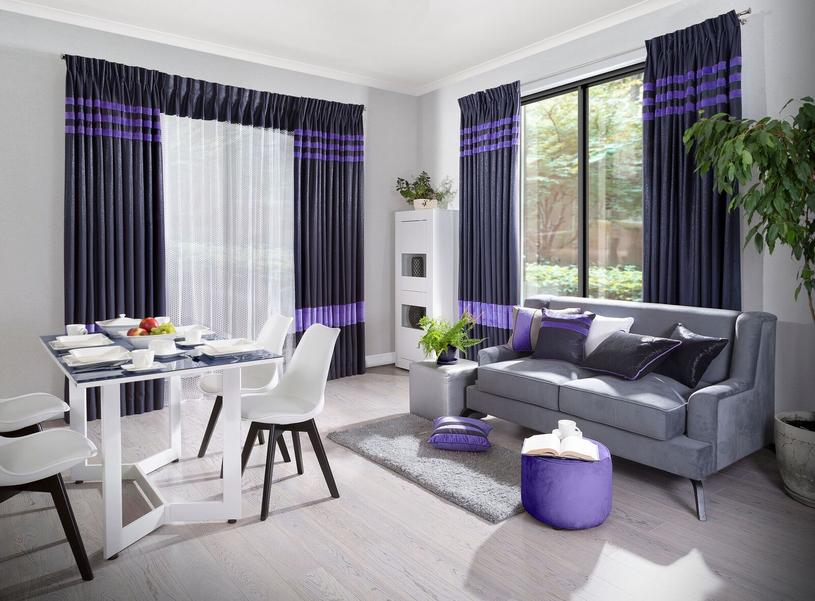 Ultra Violet – kolor Pantone na 2018 rok. Jak wykorzystać go we wnętrzach? /materiały prasowe