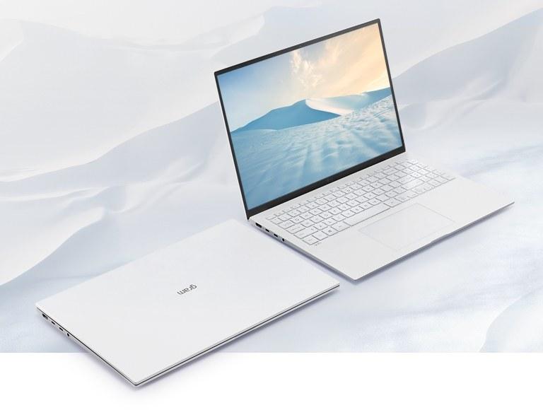 Ultrabook LG gram 2021 /materiały prasowe