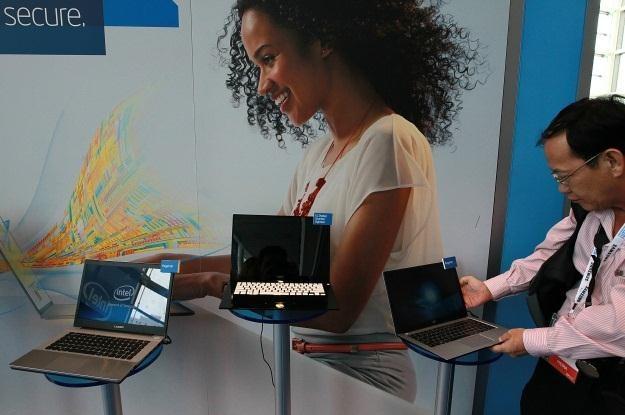 Ultracienkie laptopy to przyszłość, także dla AMD /AFP