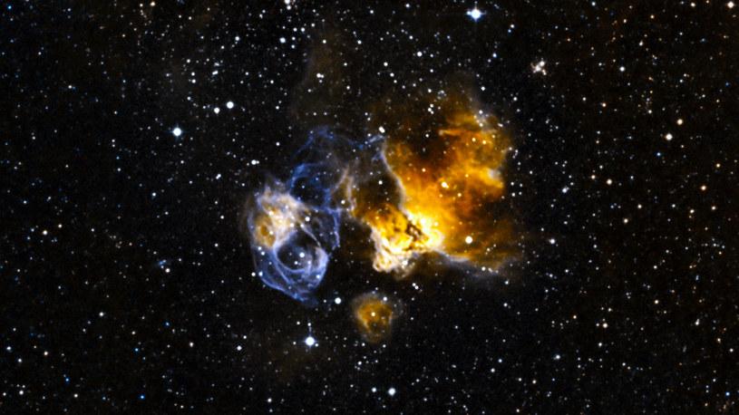 Ultraenergetyczne promieniowanie kosmiczne pochodzi z odległych zakątków wszechświata /NASA