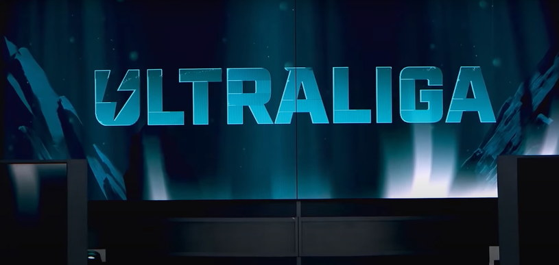 Ultraliga - logo /materiały prasowe