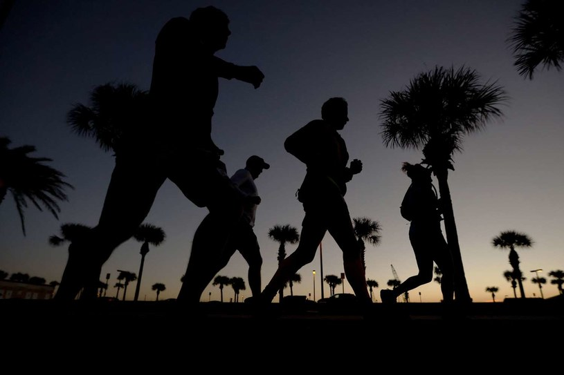 Ultramaraton /AFP