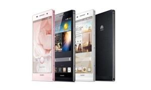 Ultrasmukły Huawei Ascend P6 w Polsce