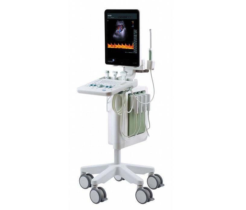 Ultrasonograf Analogic Ultrasound bk3000 został wyposażony w nową kartę AMD /materiały prasowe