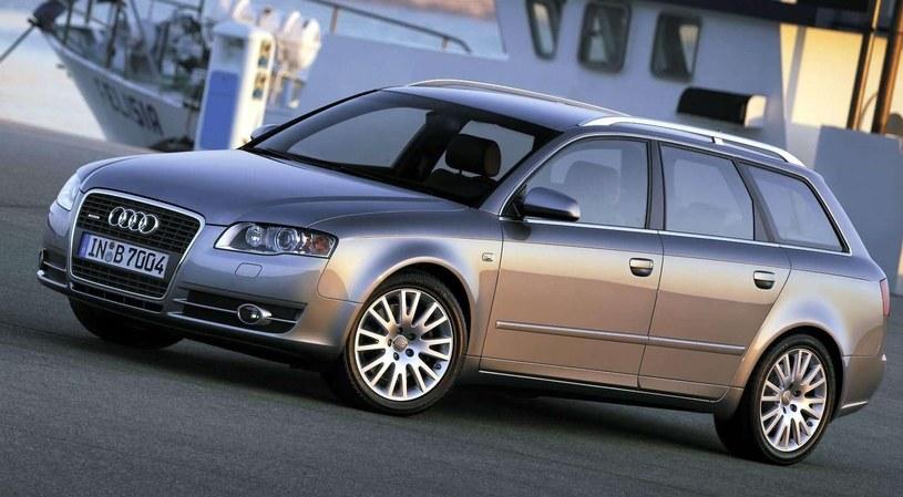 Ulubieńcem Polaków pozostaje Audi A4 /