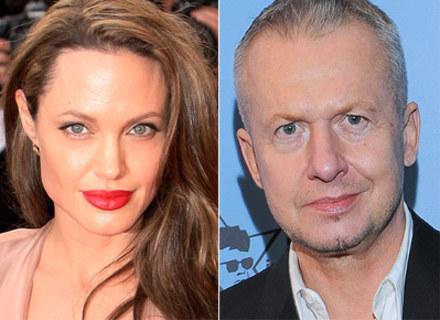 Ulubieńcy piwoszy: A. Jolie i B. Linda / fot. D. Hogan (Getty Images), P. Przybyszewski (MWMedia) /