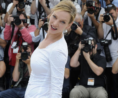 Uma Thurman nagrodzona w Cannes