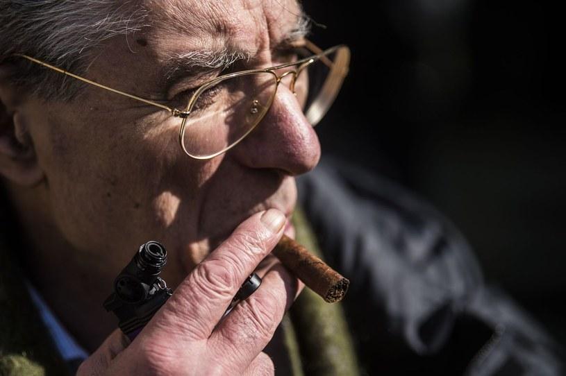 Umberto Bossi /AFP