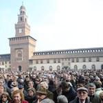 Umberto Eco został pożegnany w Mediolanie