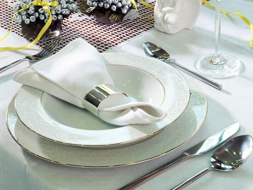Umiejętne nakrycie do stołu to sztuka  /Styl.pl