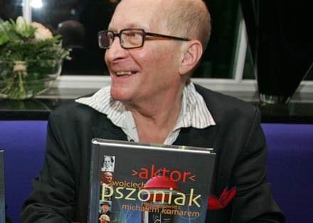 Umiejętność gry w szachy pomaga w tworzeniu aktorskich kreacji - uważa Wojciech Pszoniak /AKPA