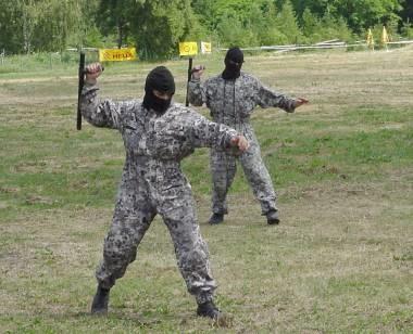 Umiejętności zdobyte podczas szkoleń policjant wykorzystywał poza służbą /RMF