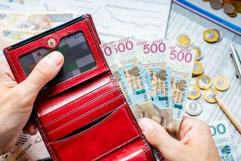 Umocnienie złotego to efekt m.in. wyższej inflacji /MondayNews