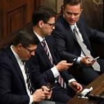 Umorzono śledztwo w sprawie byłych posłów PiS - Hofmana, Kamińskiego i Rogackiego
