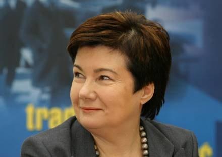 Umowę podpisała H. Gronkiewicz-Waltz  / fot. W. Traczyk /Agencja SE/East News