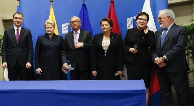 Umowy dotyczące budowy gazociągu Polska-Litwa podpisane /PAP