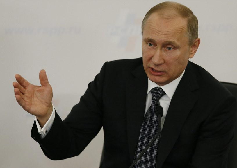 Umowy między Rosją a Osetią Południową podpisali w środę prezydenci Władimir Putin i Leonid Tibiłow /PAP/EPA