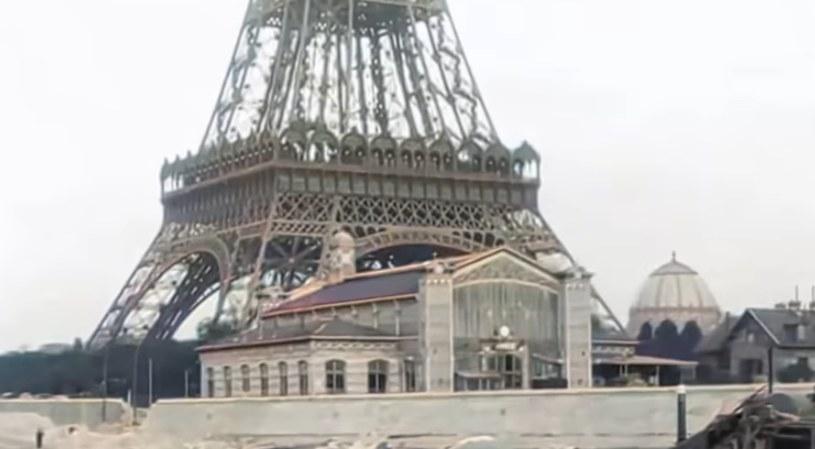 Un voyage à travers Paris 1890r. /YouTube
